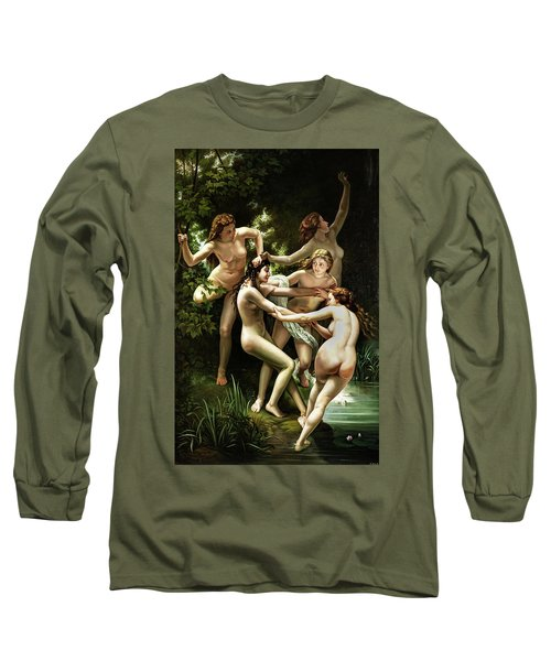 Nymphs Long Sleeve T-Shirt
