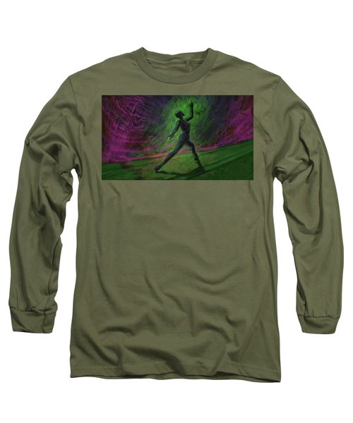 Obscured Dance Long Sleeve T-Shirt