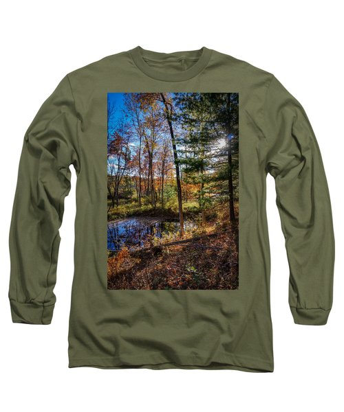 October Late Afternoon Long Sleeve T-Shirt