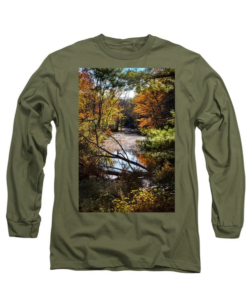 October Window Long Sleeve T-Shirt