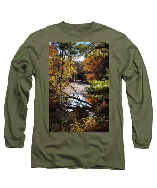 October Window Long Sleeve T-Shirt