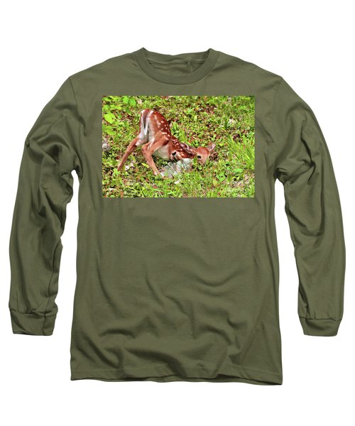 Oh Deer Long Sleeve T-Shirt