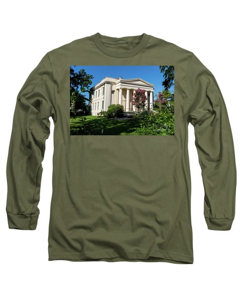 Old Medical College - Augusta Ga Long Sleeve T-Shirt