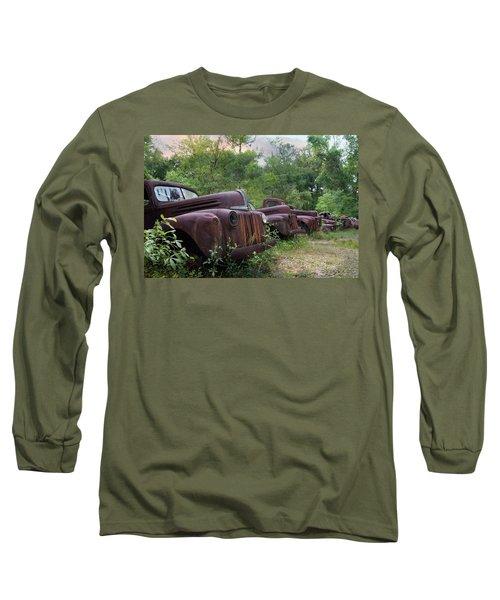 One Man's Trash Long Sleeve T-Shirt