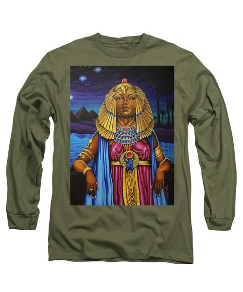 One Night Over Egypt Long Sleeve T-Shirt