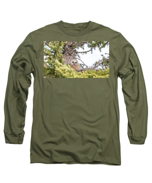 One Of Two  Long Sleeve T-Shirt