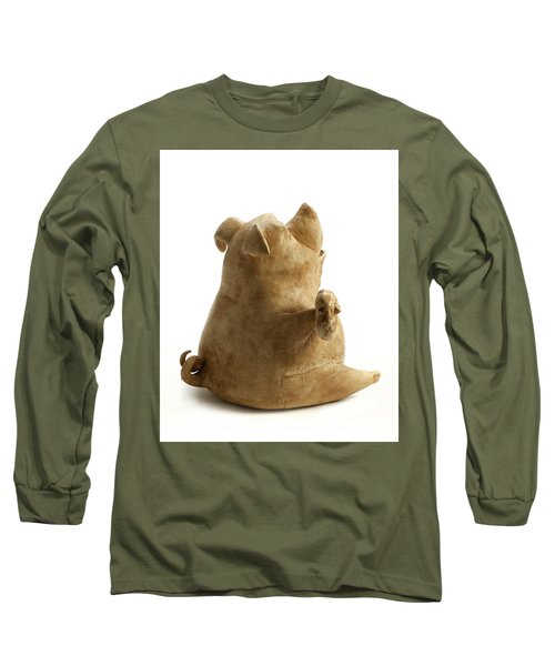 Out Your Pug Long Sleeve T-Shirt
