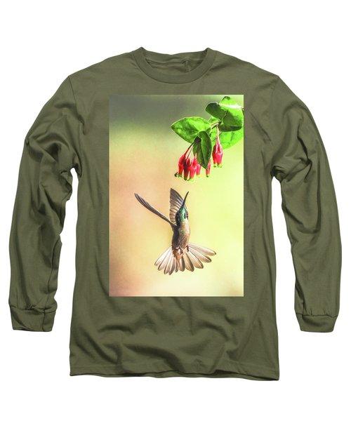 Overhead Long Sleeve T-Shirt