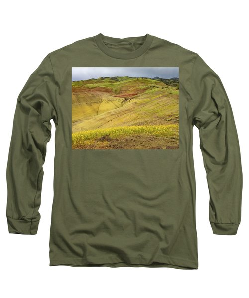Painted Hills Scenic Long Sleeve T-Shirt