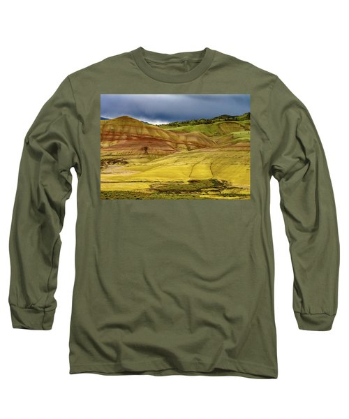 Painted Hills Vista Long Sleeve T-Shirt