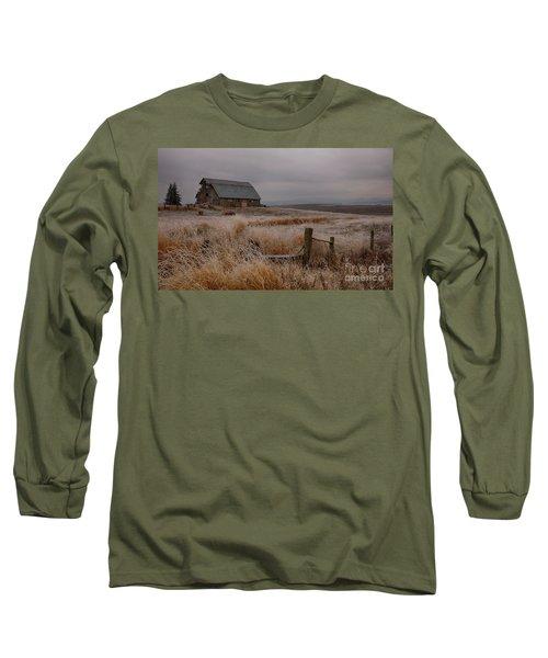 Palouse Frost Long Sleeve T-Shirt