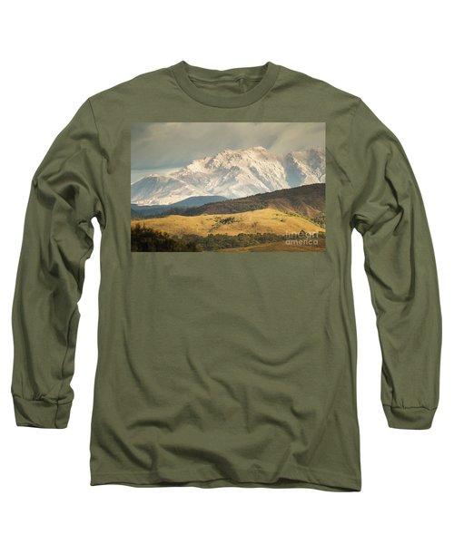 Pastoral Peaks  Long Sleeve T-Shirt
