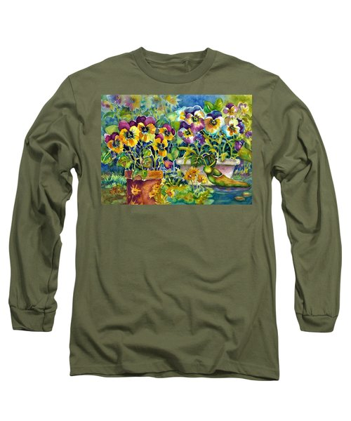 Patio Visitor Long Sleeve T-Shirt