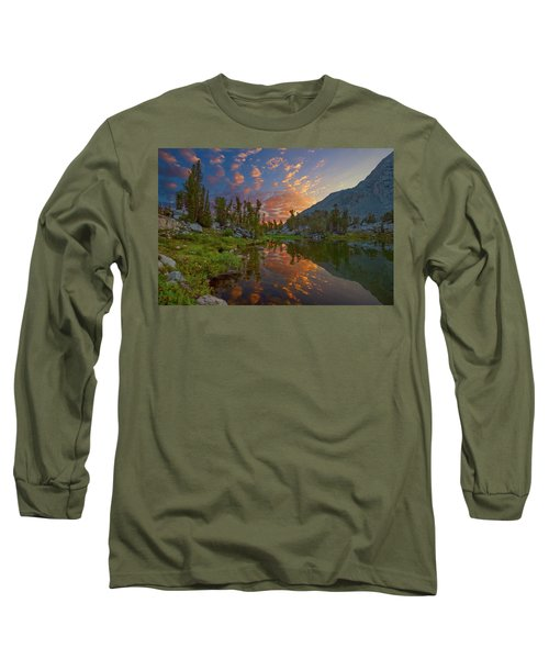 Peaks And Valleys Long Sleeve T-Shirt