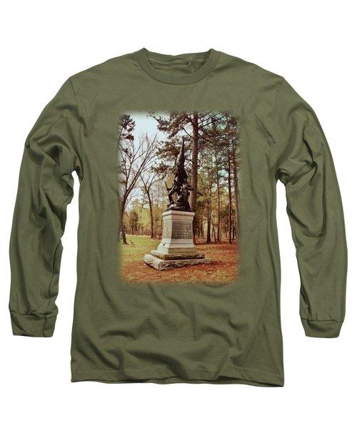 Pennsylvania Monument Long Sleeve T-Shirt