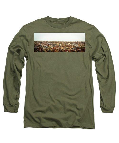 Pier Cove With Stoney Beach 2.0 Long Sleeve T-Shirt