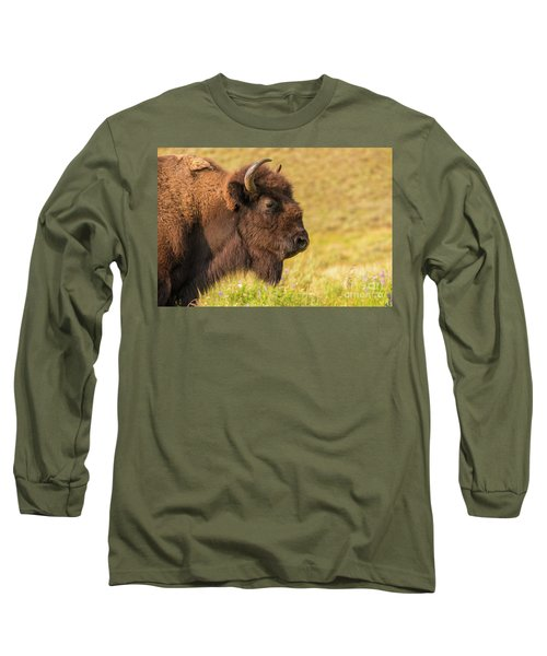 Power Head Long Sleeve T-Shirt
