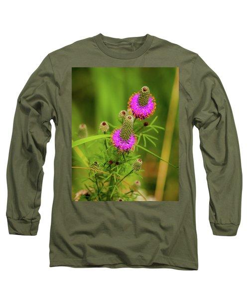 Prairie Clover Long Sleeve T-Shirt