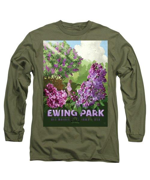 Print Long Sleeve T-Shirt