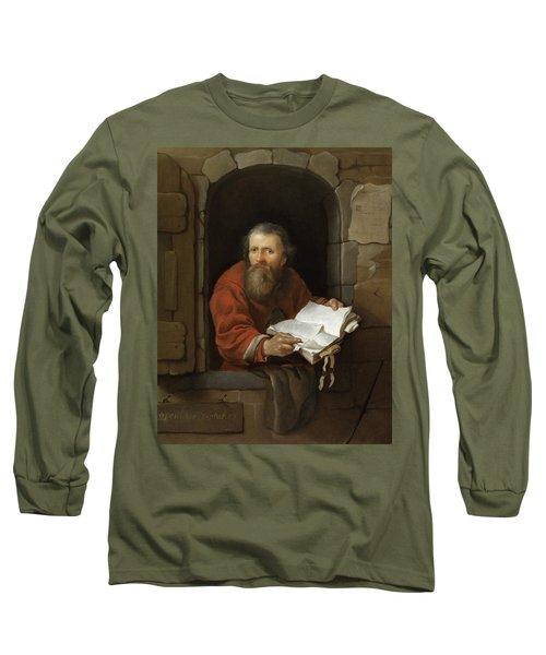 Public Notary Long Sleeve T-Shirt