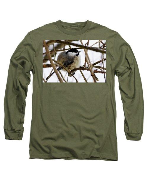 Puffed Up Long Sleeve T-Shirt