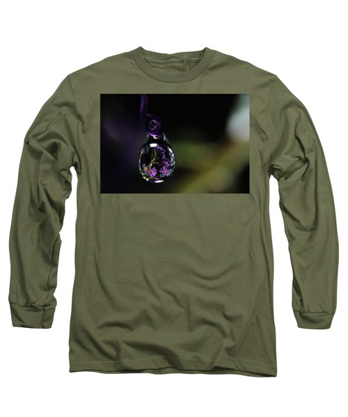 Purple Dreams Long Sleeve T-Shirt