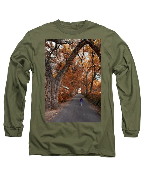 Redhead Fall Walkabout Long Sleeve T-Shirt
