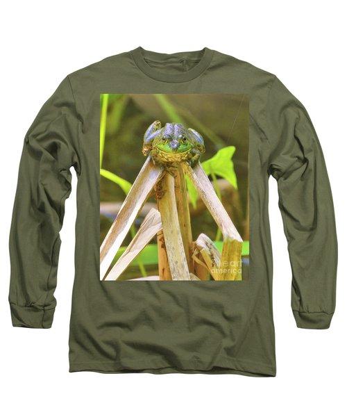 Reeds Bully Long Sleeve T-Shirt