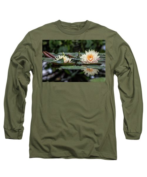 Delicate Reflections Long Sleeve T-Shirt