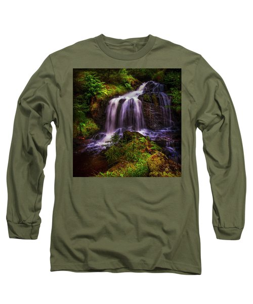 Retreat For Soul. Rest And Be Thankful. Scotland Long Sleeve T-Shirt