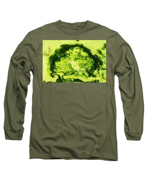 Rhapsody In Green Long Sleeve T-Shirt