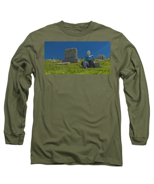 Rhythm And Blues On The Hill Long Sleeve T-Shirt