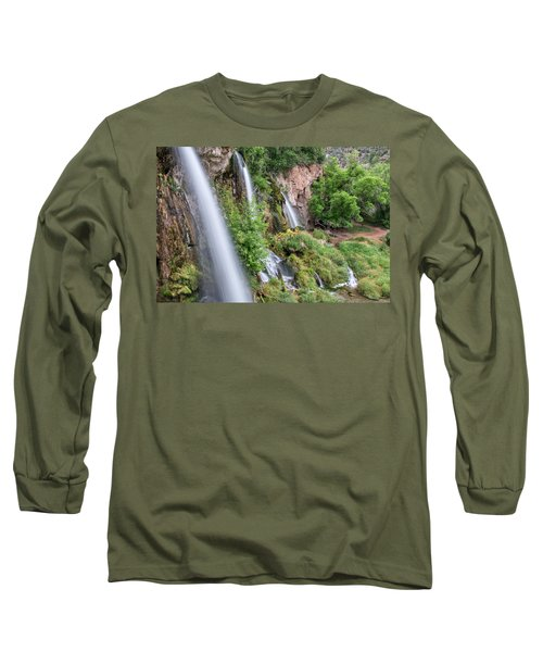 Rifle Falls Long Sleeve T-Shirt