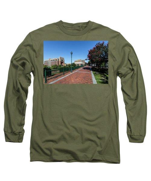 Riverwalk Downtown Augusta Ga Long Sleeve T-Shirt