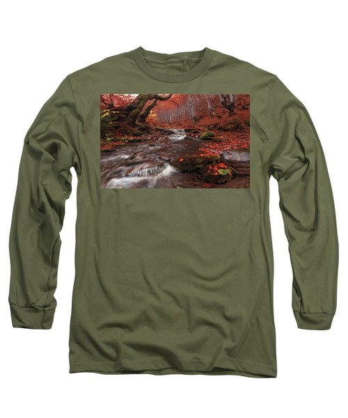 Roaring Waters Long Sleeve T-Shirt