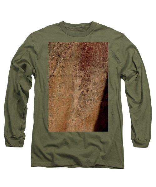 Rock Art Long Sleeve T-Shirt