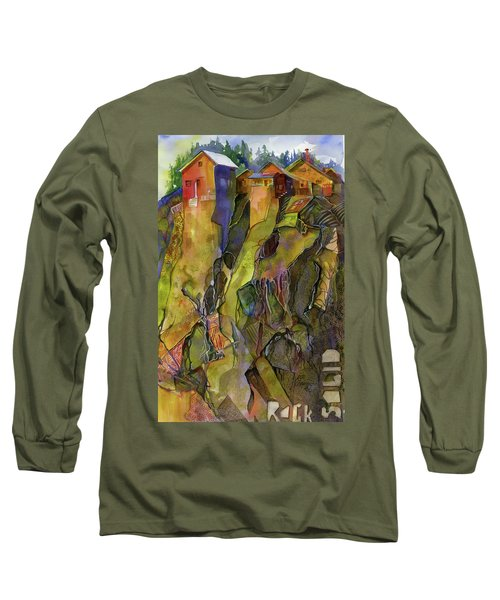 Rock Solid Long Sleeve T-Shirt