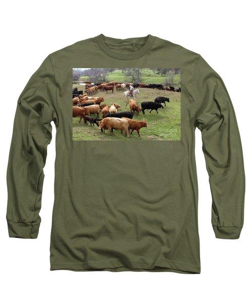 Rodear Branding Long Sleeve T-Shirt