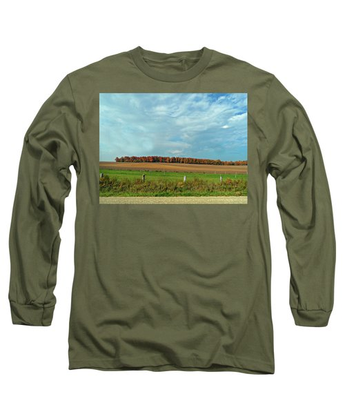 Rolling North Long Sleeve T-Shirt
