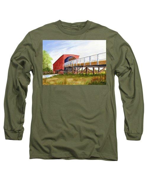 Roseman Bridge Long Sleeve T-Shirt