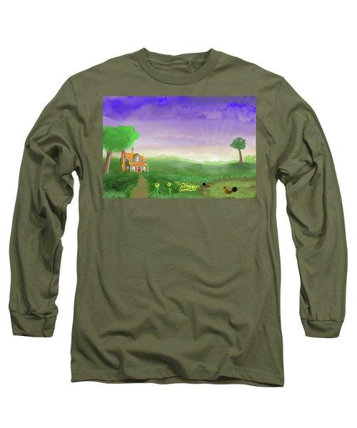 Rural Wonder Long Sleeve T-Shirt
