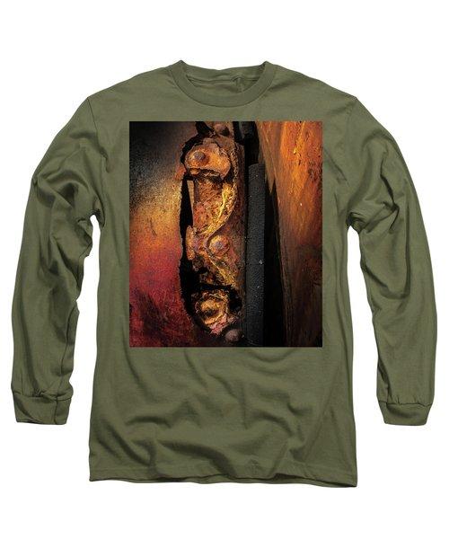 Rusty Colours Long Sleeve T-Shirt
