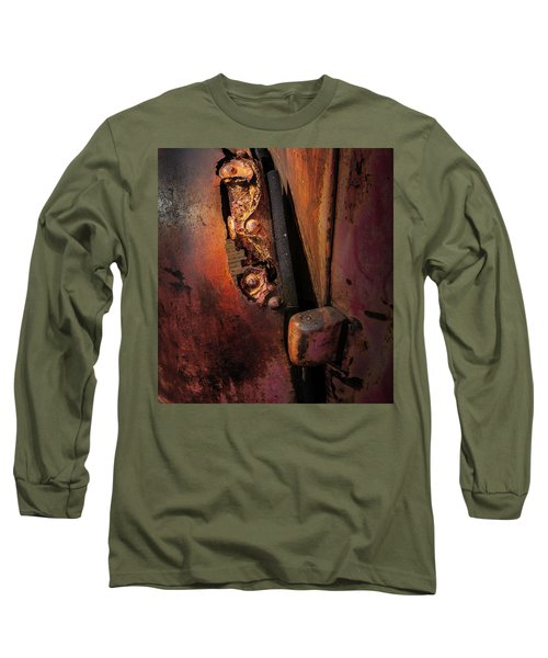 Rusty Hinge Long Sleeve T-Shirt