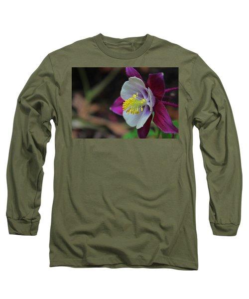 Saffron Stamens I Long Sleeve T-Shirt