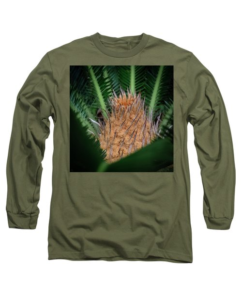 Sago Palm Long Sleeve T-Shirt
