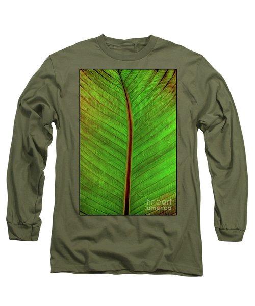 Same Enhancement Long Sleeve T-Shirt