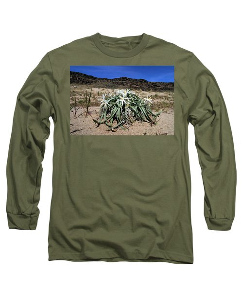 Star Lilys Its Springtime In The Rockys Long Sleeve T-Shirt