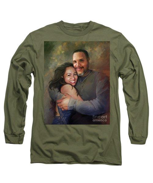 Sara And Ahmed Long Sleeve T-Shirt