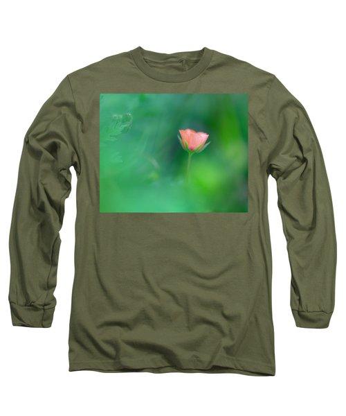 Scarlet Pimpernel Long Sleeve T-Shirt