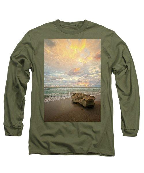 Sea And Sky Long Sleeve T-Shirt